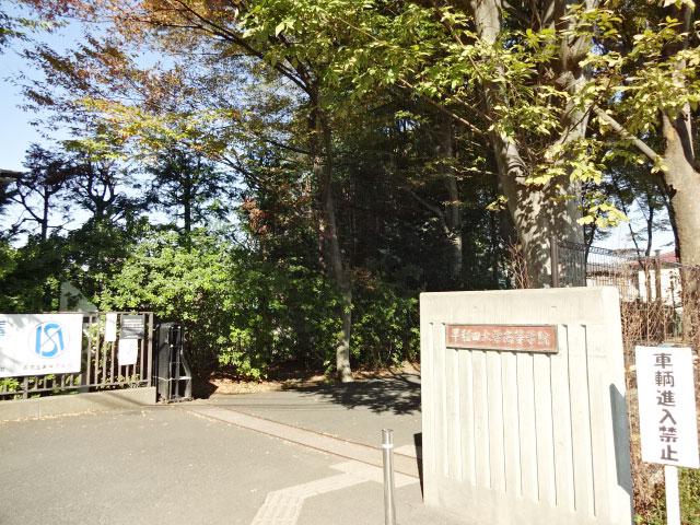 上石神井駅のエリア情報7