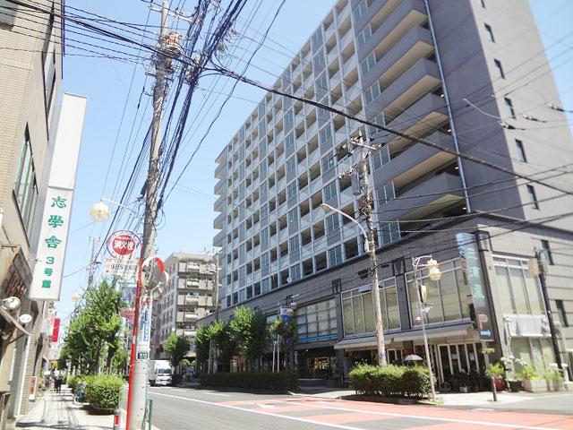 東伏見駅のエリア情報2