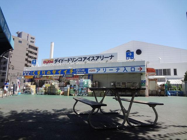 東伏見駅のエリア情報7