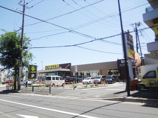 西武柳沢駅のエリア情報3