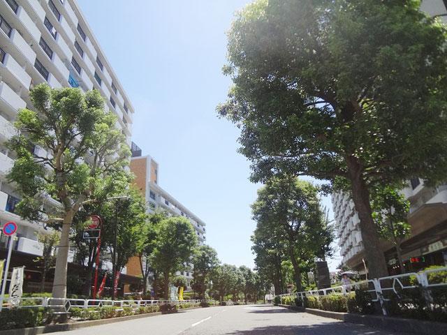 西武柳沢駅のエリア情報5