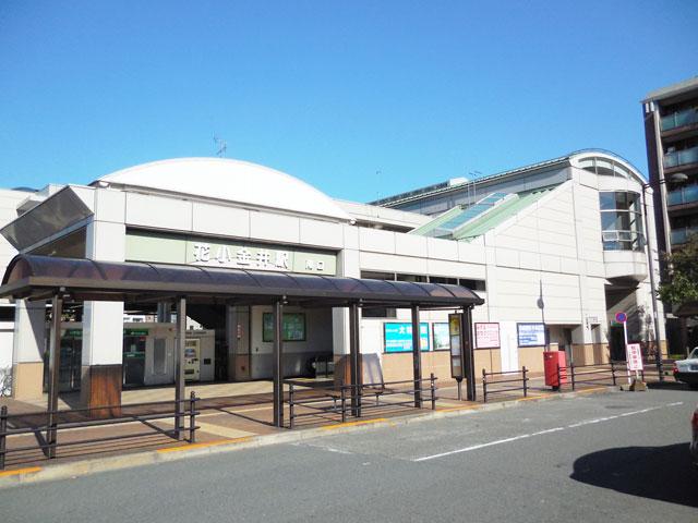 花小金井駅のエリア情報1