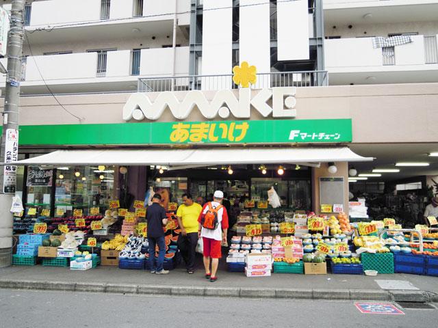 久米川駅のエリア情報4