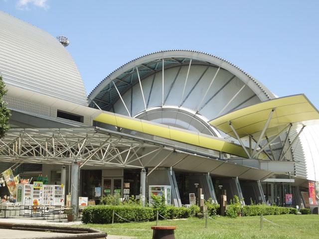 航空公園駅のエリア情報10