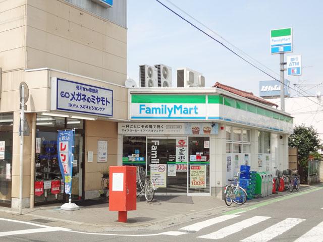 入曽駅のエリア情報7