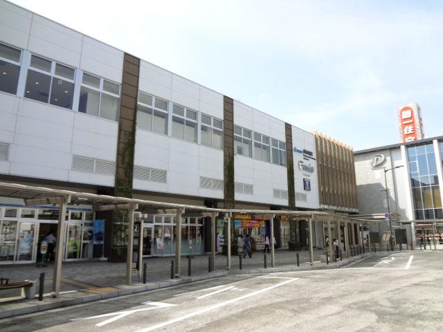 狭山市駅のエリア情報1