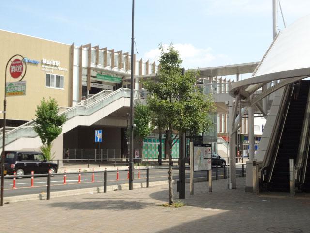 狭山市駅のエリア情報2