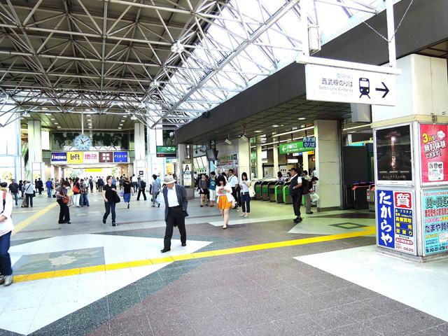 国分寺駅のエリア情報2