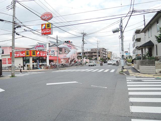 青梅街道駅のエリア情報2