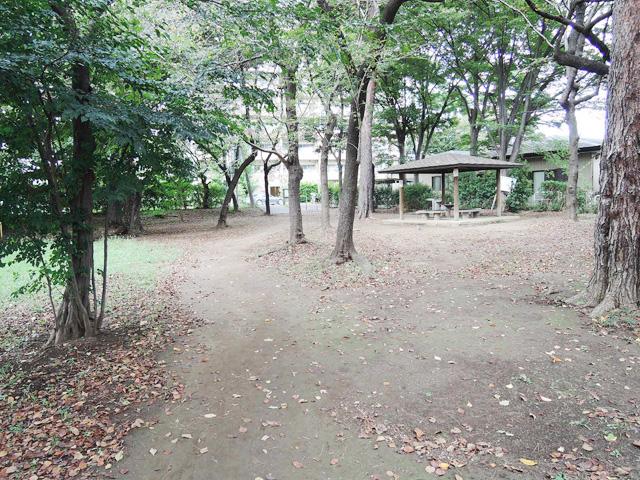 萩山駅のエリア情報3