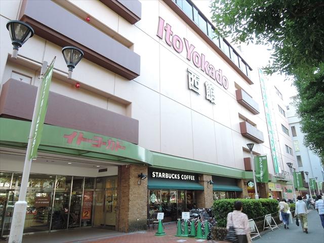 武蔵境駅のエリア情報15