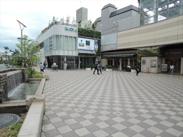 武蔵境駅のエリア情報2