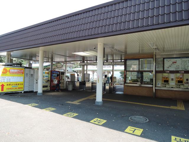 新小金井駅のエリア情報1