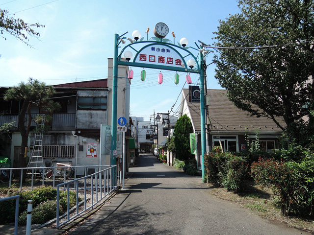 新小金井駅のエリア情報2