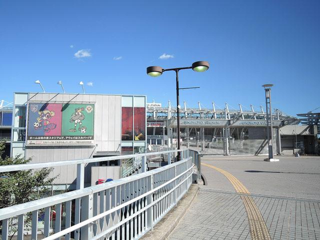 多磨駅のエリア情報12