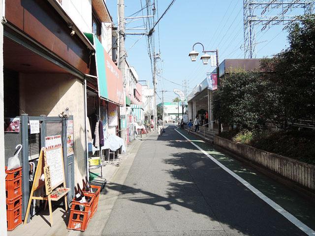 多磨駅のエリア情報2