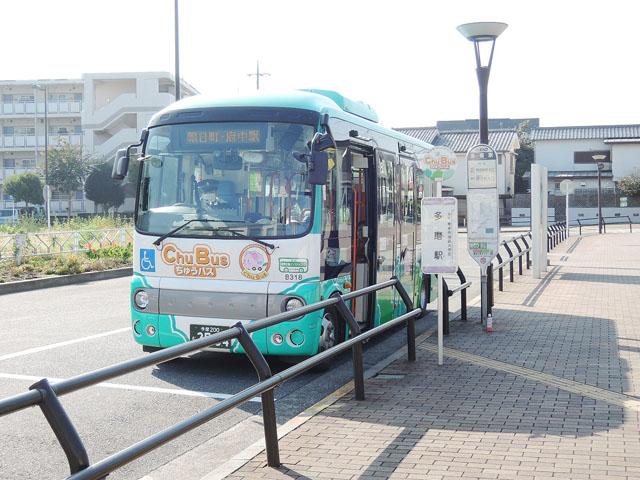 多磨駅のエリア情報3