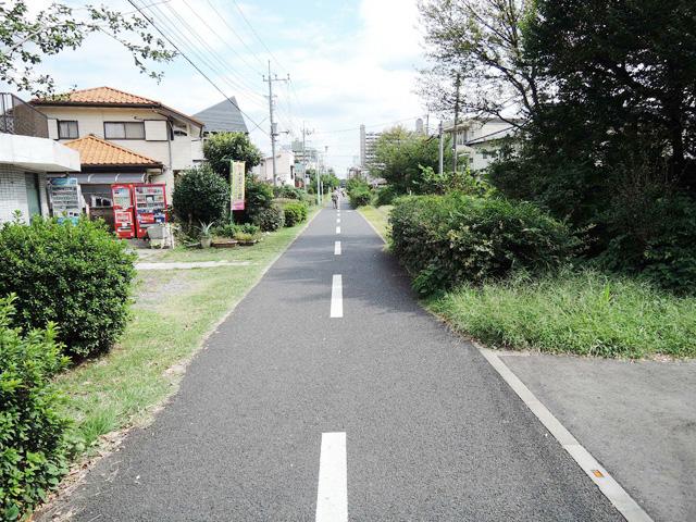 萩山駅のエリア情報5