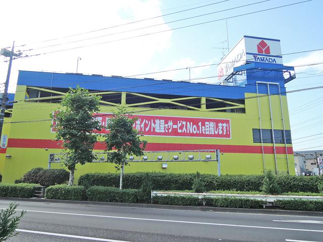 武蔵砂川駅のエリア情報7