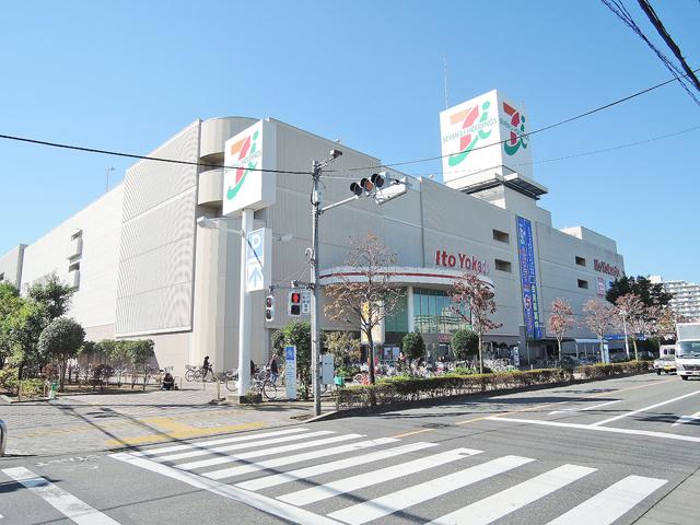 拝島駅のエリア情報8