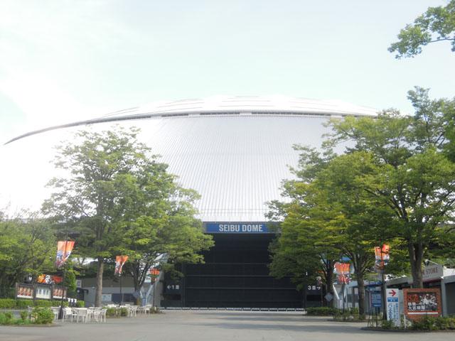 西武球場前駅のエリア情報5