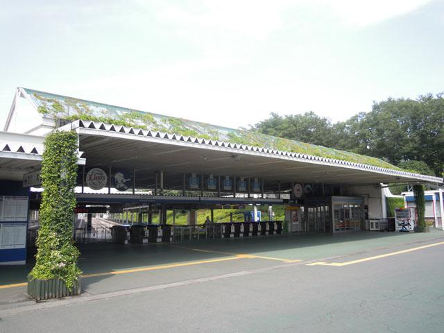 西武球場前駅のエリア情報1