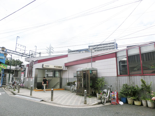 代田橋駅のエリア情報1