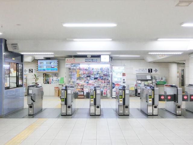 代田橋駅のエリア情報2