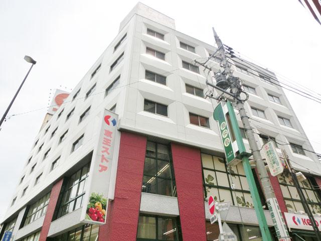 代田橋駅のエリア情報3