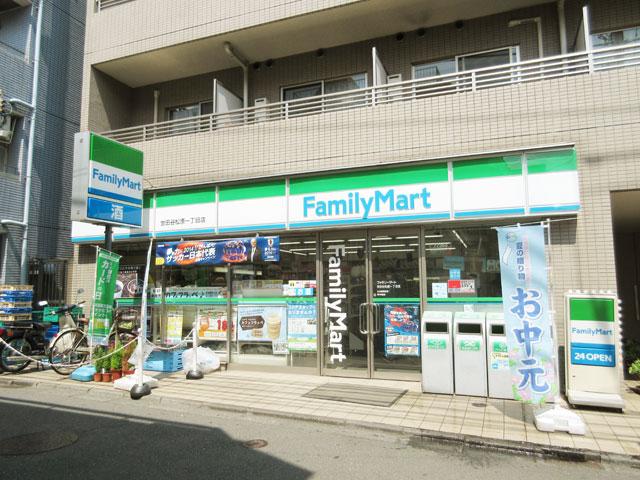 明大前駅のエリア情報5
