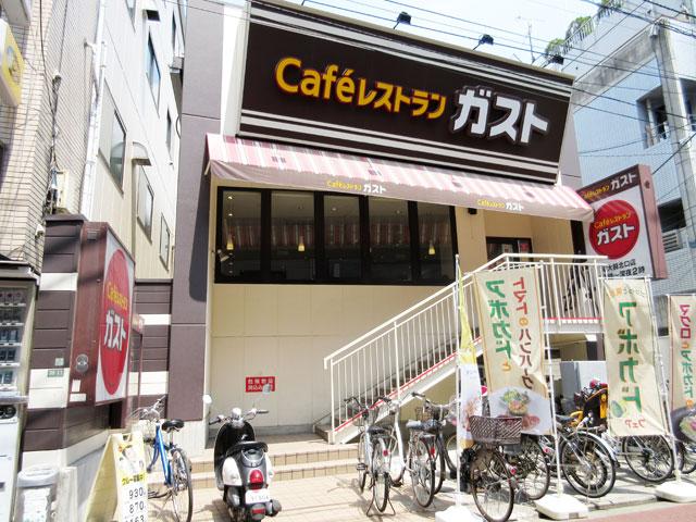 明大前駅のエリア情報6