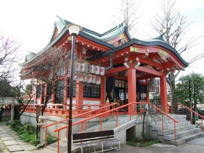 下高井戸駅のエリア情報12