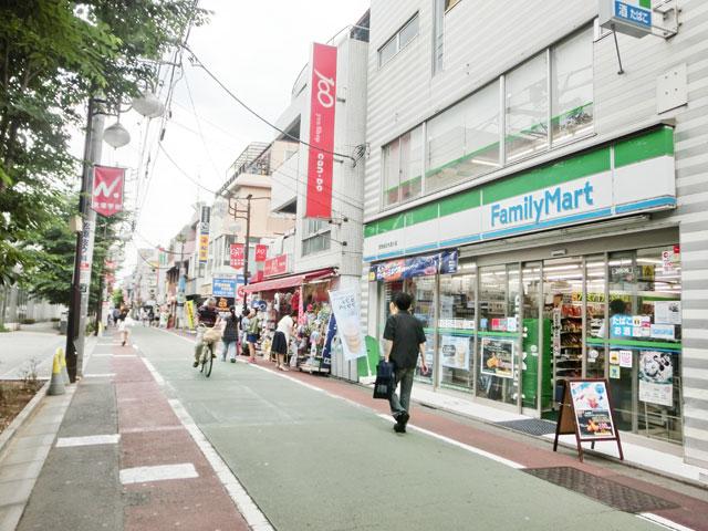 下高井戸駅のエリア情報3