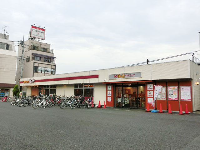 桜上水駅のエリア情報3