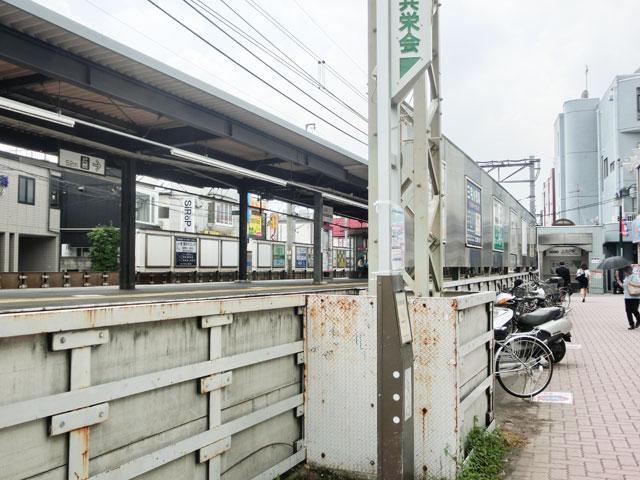 上北沢駅のエリア情報1