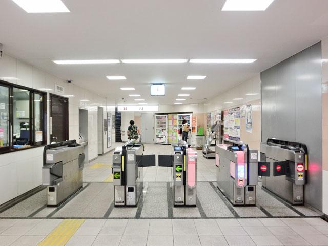 上北沢駅のエリア情報2