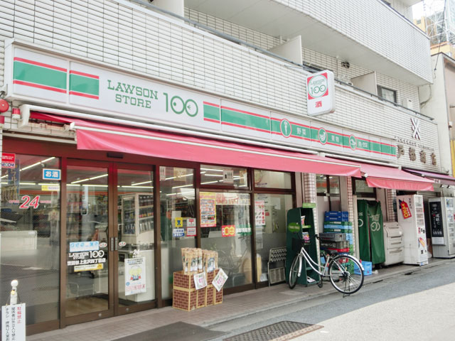 上北沢駅のエリア情報8