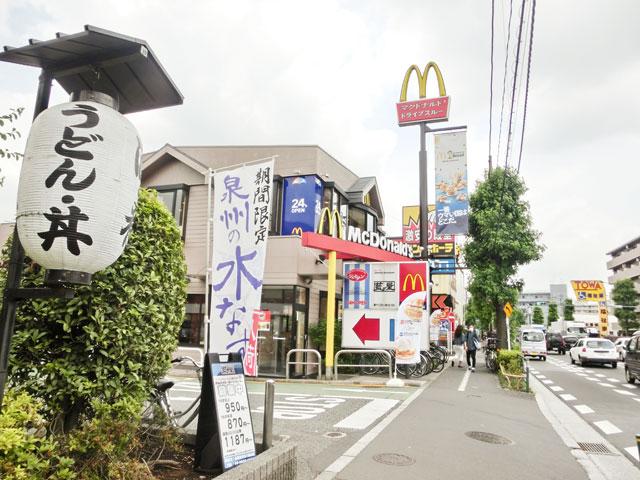 八幡山駅のエリア情報9