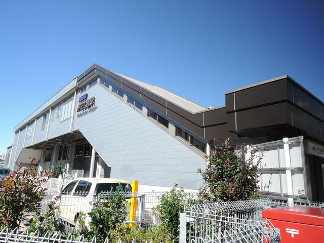 芦花公園駅のエリア情報1