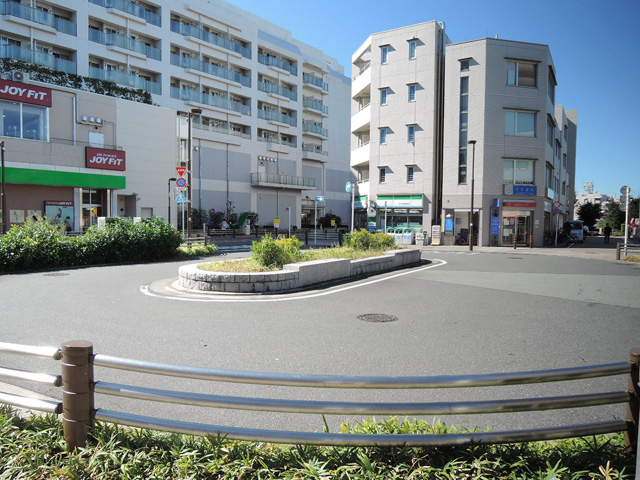 芦花公園駅のエリア情報3
