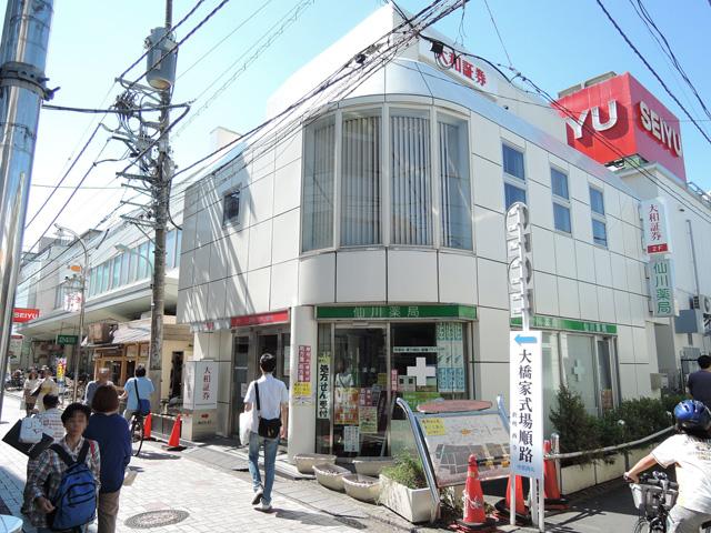 仙川駅のエリア情報3