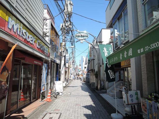 仙川駅のエリア情報5