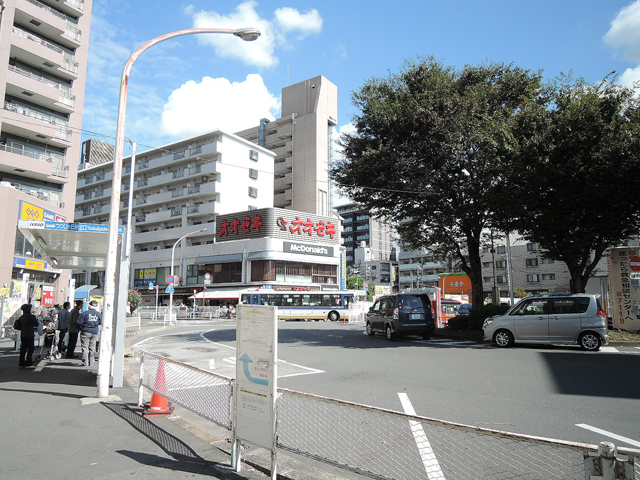 つつじヶ丘駅のエリア情報3