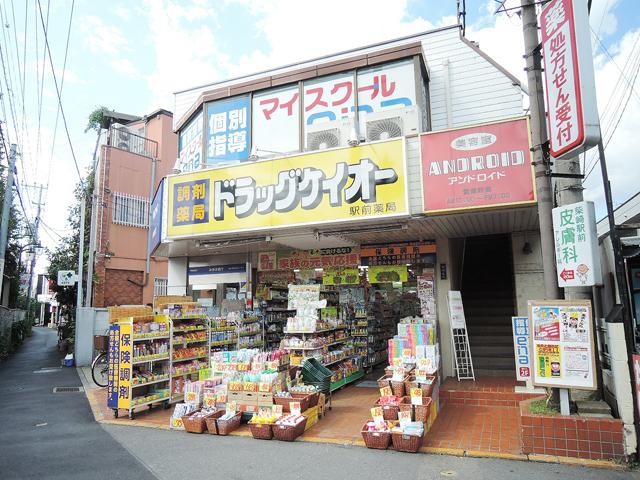 柴崎駅のエリア情報4