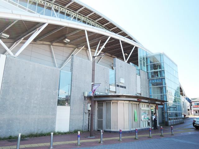 飛田給駅のエリア情報2