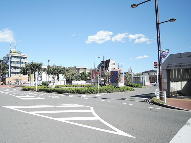 飛田給駅のエリア情報4