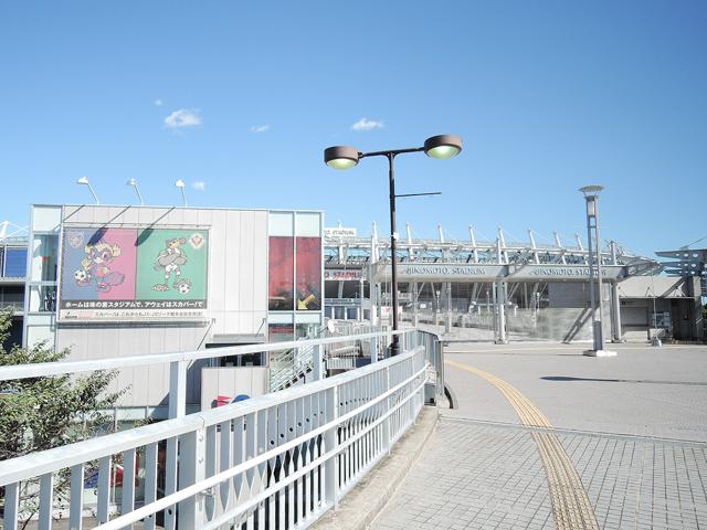 飛田給駅のエリア情報6