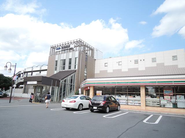 武蔵野台駅のエリア情報4