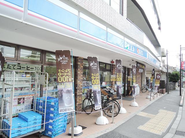 武蔵野台駅のエリア情報6