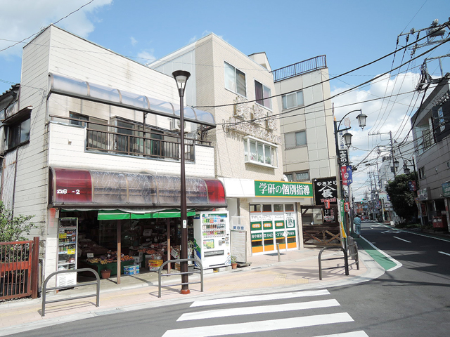 多磨霊園駅のエリア情報4